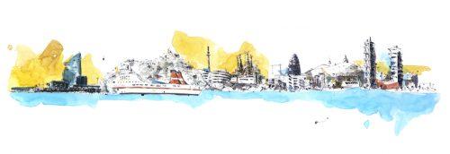 Skyline-Barcelona-version-3