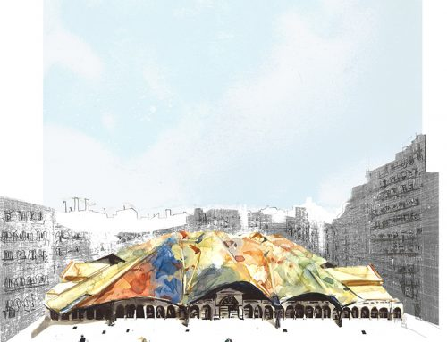 El mercado de Santa Caterina, Barcelona