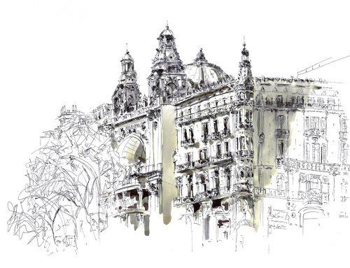 Teatro Coliseum, Barcelona