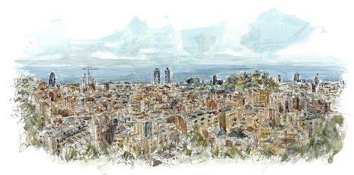 barcelonink-vistas-a-barcelona-desde-collserola-passeig-aigues