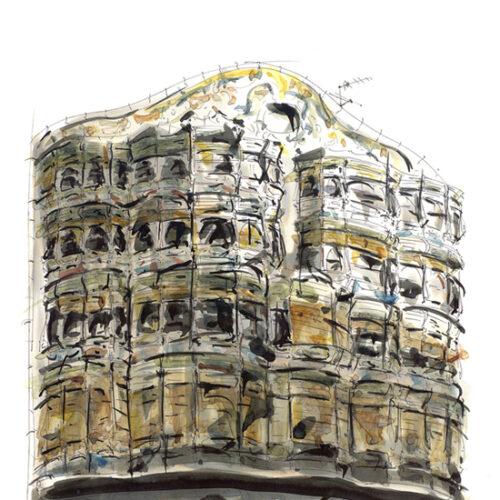 barcelonink-xavi-julia-dibujo-casa-comalat-barcelona