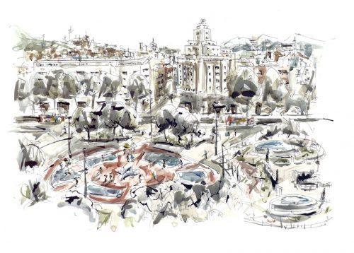 plaza-catalunya-barcelona-xavi-julia-barcelonink-2