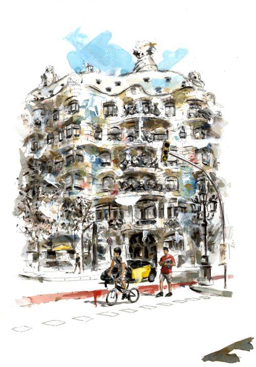 casa-mila-la-pedrera-barcelona-xavi-julia-barcelonink