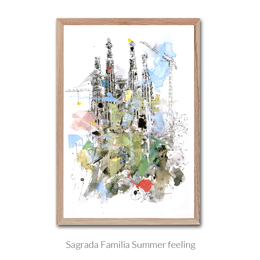 sagrada-familia-summer-enmarcado-texto